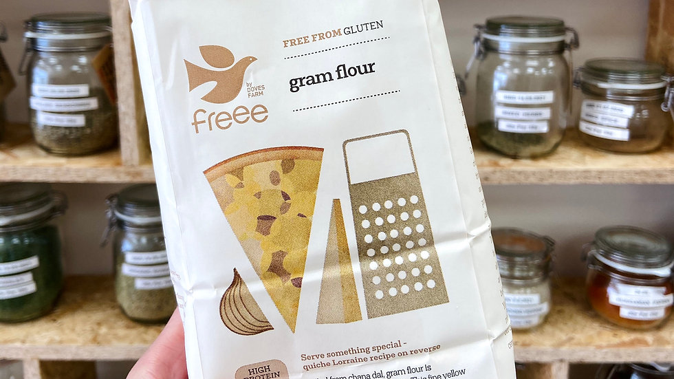 Doves Farm Stoneground Gram Flour - 1kg