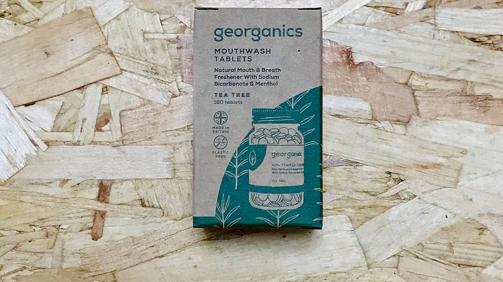 Georganics Oral Care