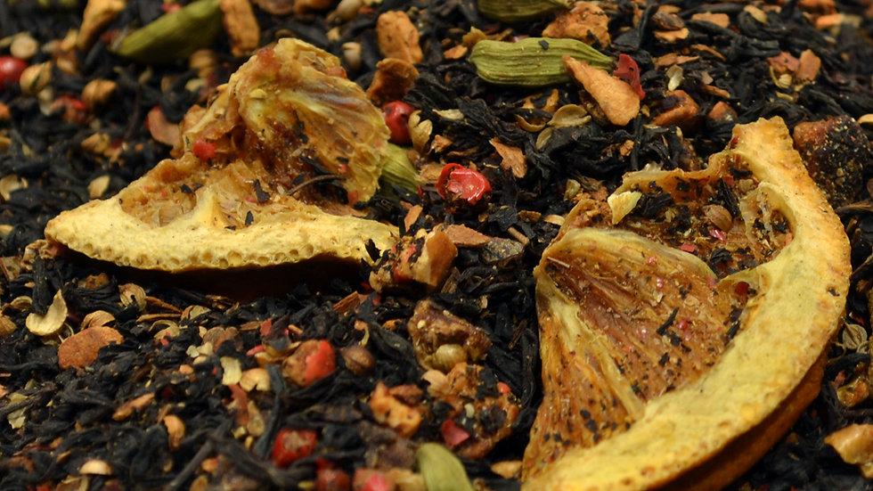 Hebden Tea - Orange Cookies