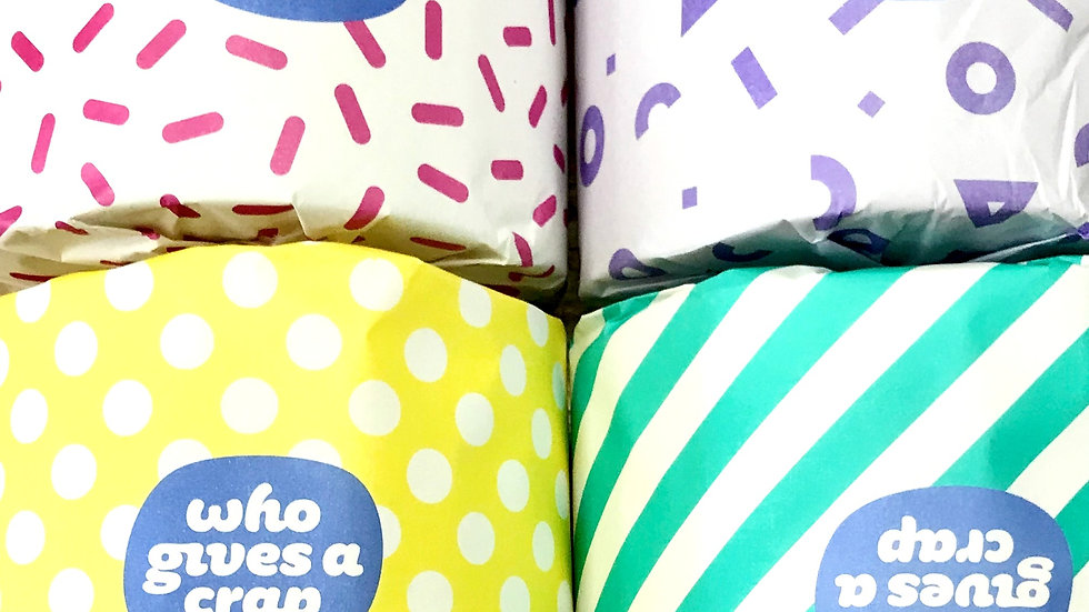 WGAC Toilet Paper - Recycled