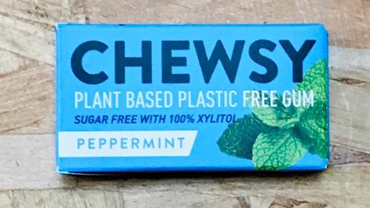 Chewsey Plastic Free Chewing Gum