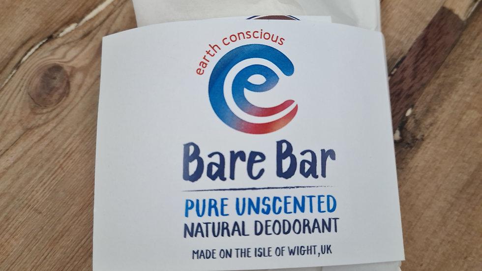 Earth Conscious Bare Bar Deodorant