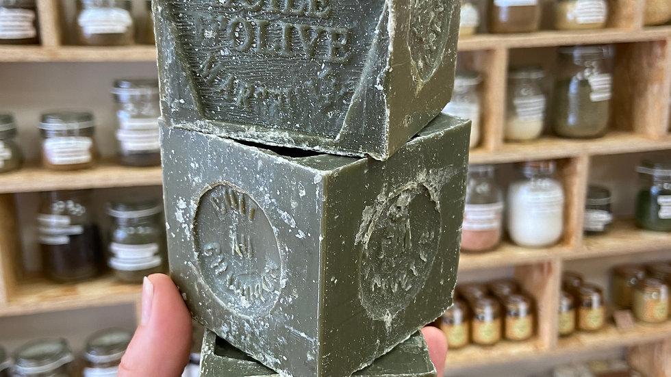 Organic Marseille Soap Bar 300g