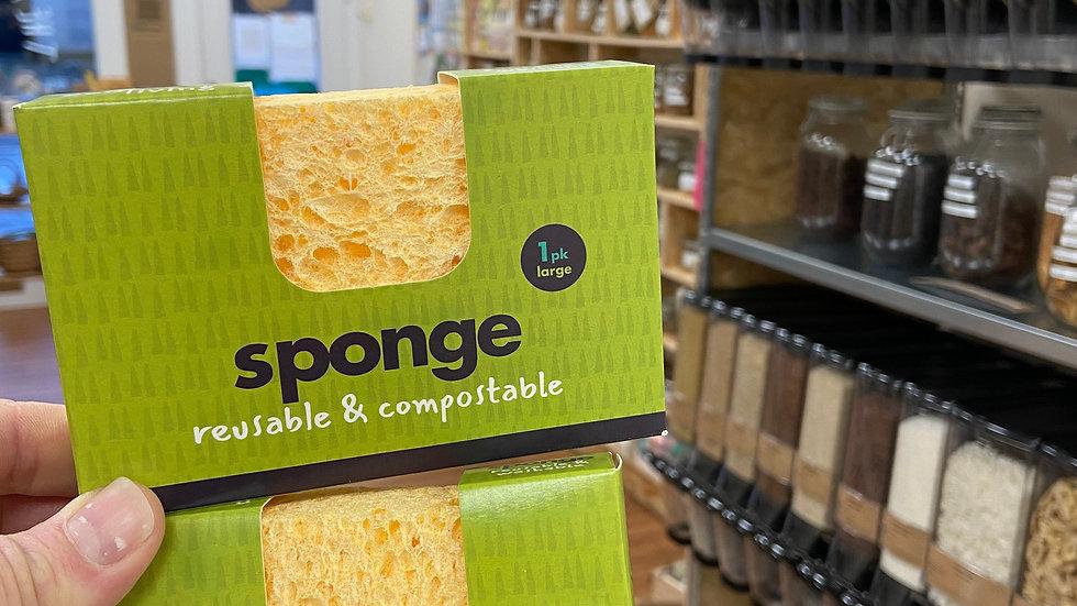 Ecoliving Compostable UK Sponge