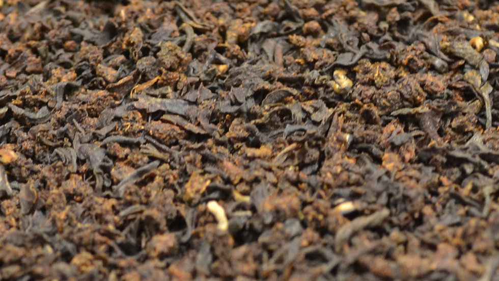 Hebden Tea - Assam (Naturally Decaffeinated)
