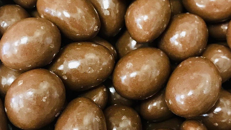 Milk Chocolate Peanuts - 100g