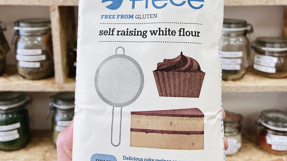 Doves Farm Gluten-free Self-Raising Flour (white) - 1kg