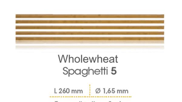 Lupa Wholewheat Spaghetti - approx. 500g