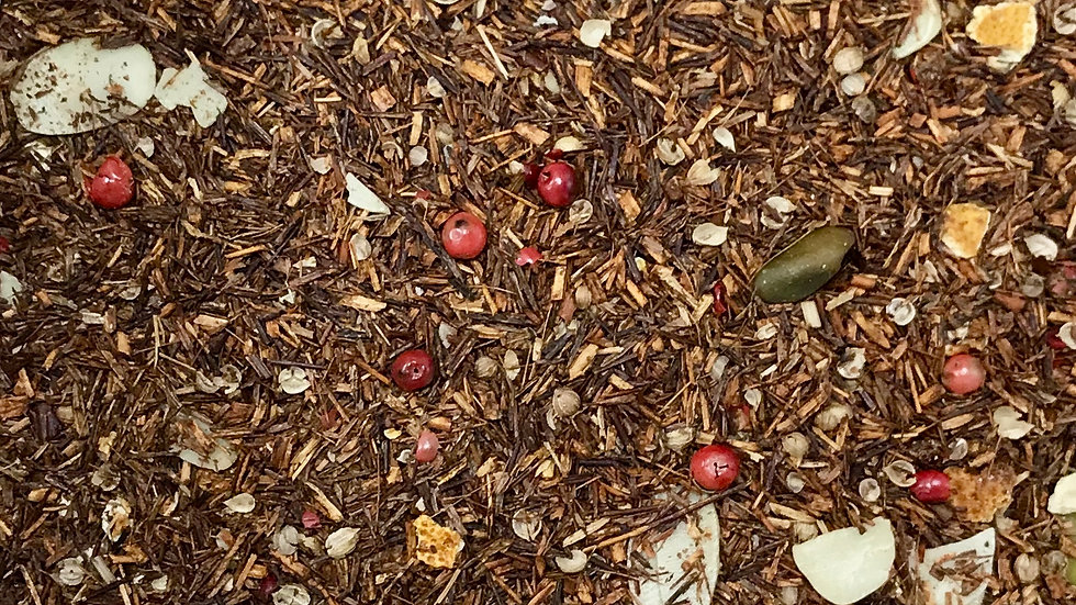 Hebden Tea - Organic Rooibos Gingerbread