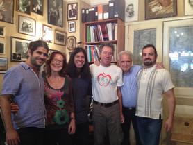 José, Isabel Gomez, Marco Senevel, Ramon de Herrera, Fred