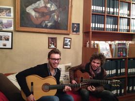 Samuelito & Antoine Boyer