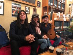 Orlando Rojas, Yanice Tsang Bonzi, Orlando Bonzi