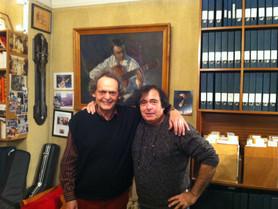 Roland Dyens, Carlos Marin