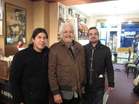 Orlando, Larry Coryell, Fred