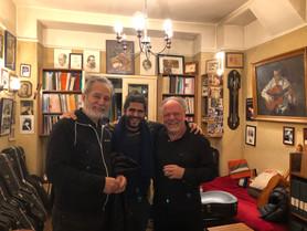 Sergio Assad, Jose Ferreira, Dominique Ventre