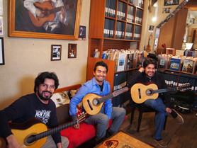 Trio Palos y Cuerdas