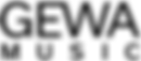 GEWA Music Logo