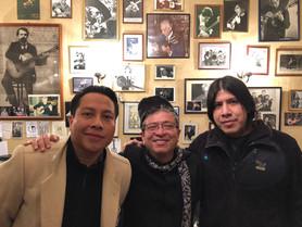 Luis Quixtan, Luis Quintero, Orlando