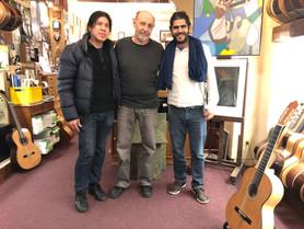 Orlando, Paulo Bellinati, José