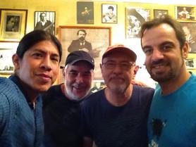 Orlando, Marco Pereira, Paulo Bellinati, Fred