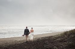 wedding at Muriwai