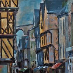 Rue morlaisienne