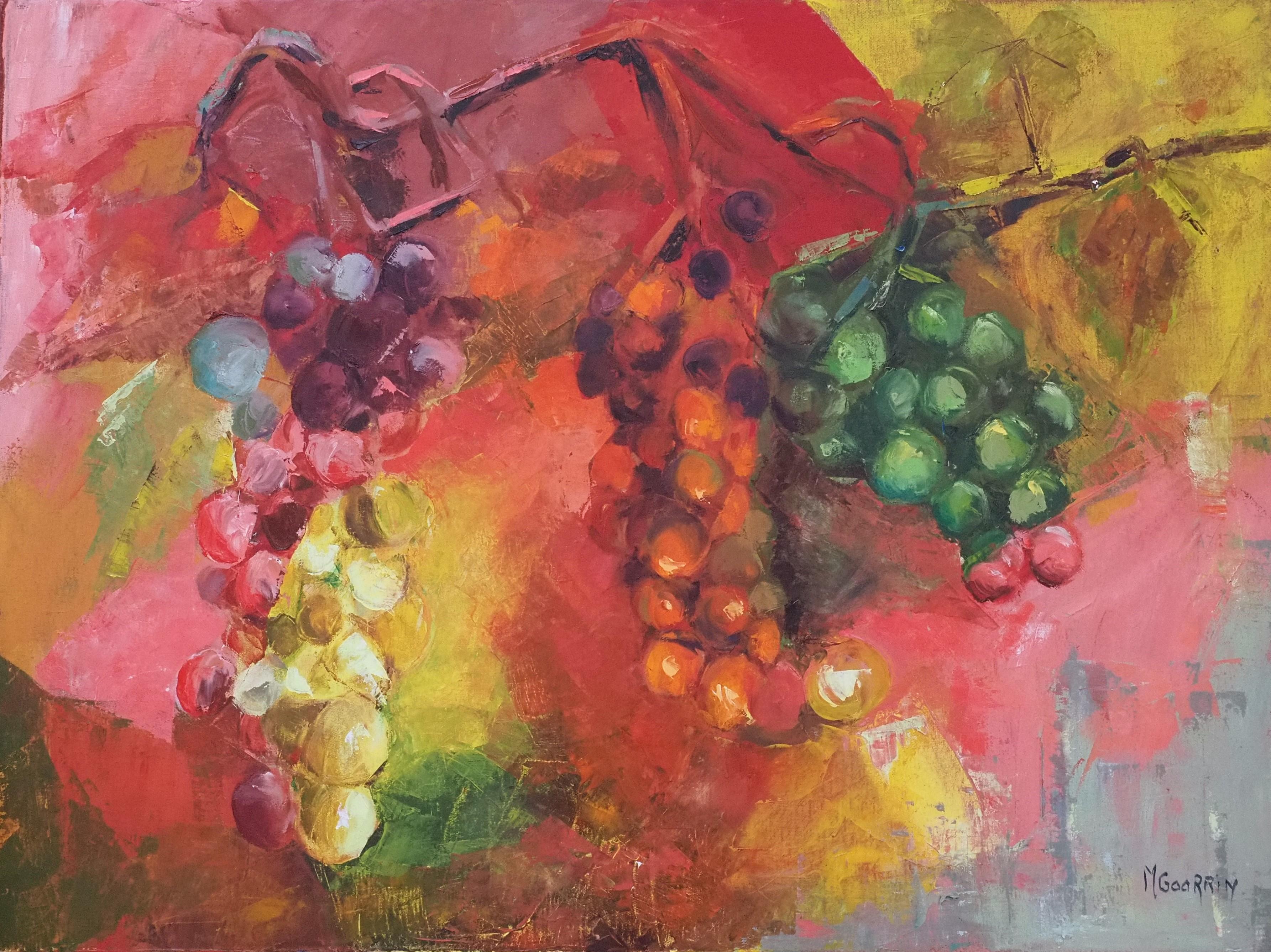 La vigne de mon jardin