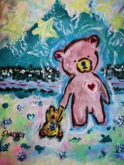 A bear's journey