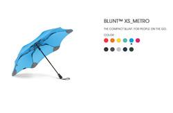BLUNT XS_METRO 風格藍
