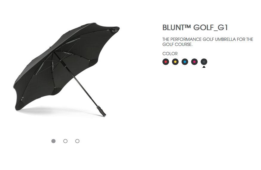 BLUNT GOLF G1 經典灰