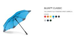 BLUNT CLASSIC 風格藍