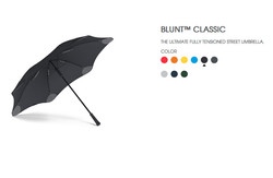 BLUNT CLASSIC 時尚黑