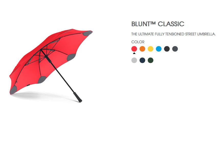 BLUNT CLASSIC 動感紅