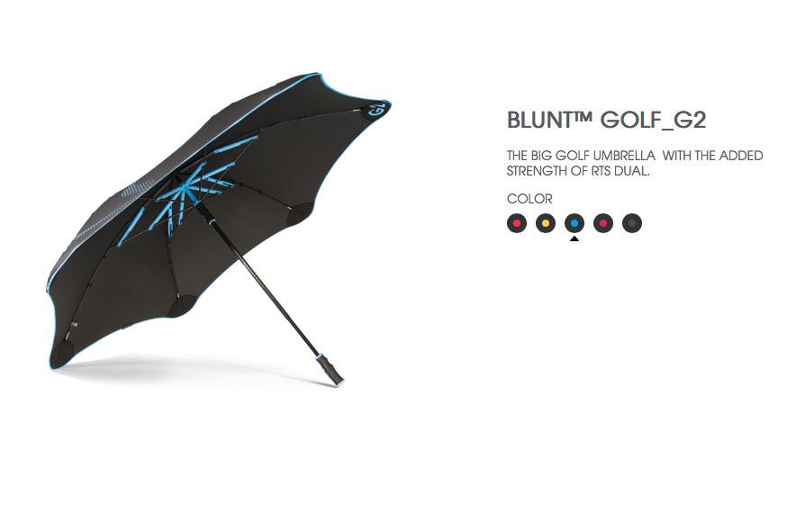 BLUNT GOLF G2 風格藍