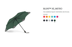 BLUNT XS_METRO 森林綠