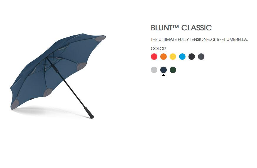 BLUNT CLASSIC 海軍藍