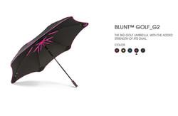 BLUNT GOLF G2 豔桃紅