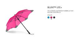 BLUNT LITE+ 豔桃紅