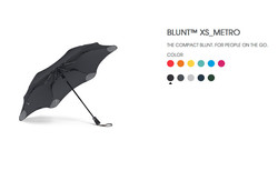 BLUNT XS_METRO 時尚黑