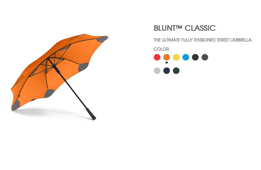 BLUNT CLASSIC 扶桑橘