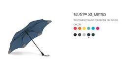 BLUNT XS_METRO 海軍藍