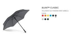 BLUNT CLASSIC 紳士灰