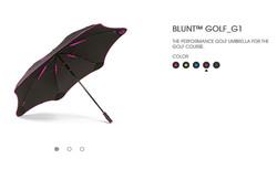 BLUNT GOLF G1 豔桃紅
