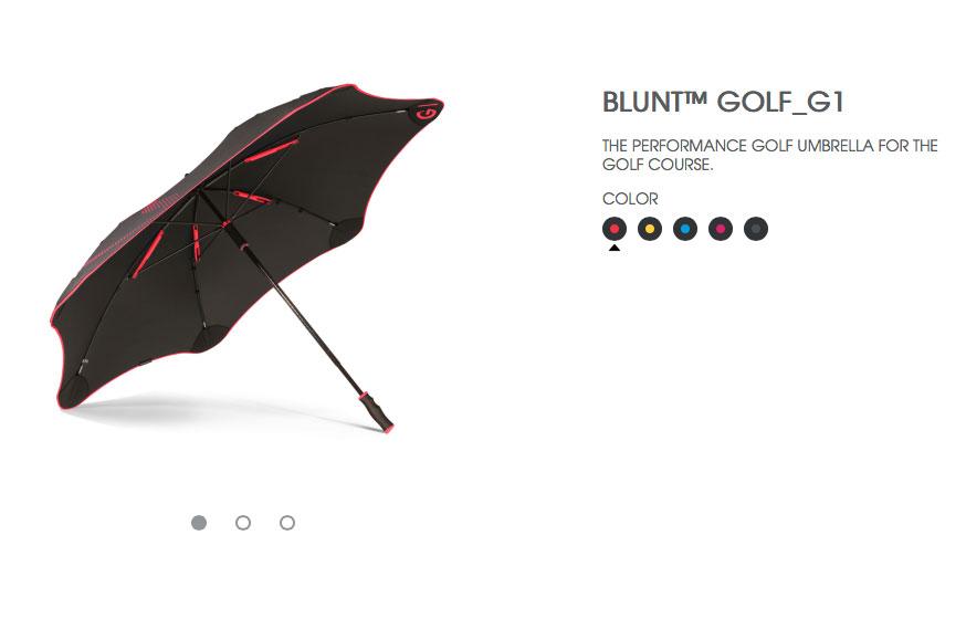 BLUNT GOLF G1 動感紅