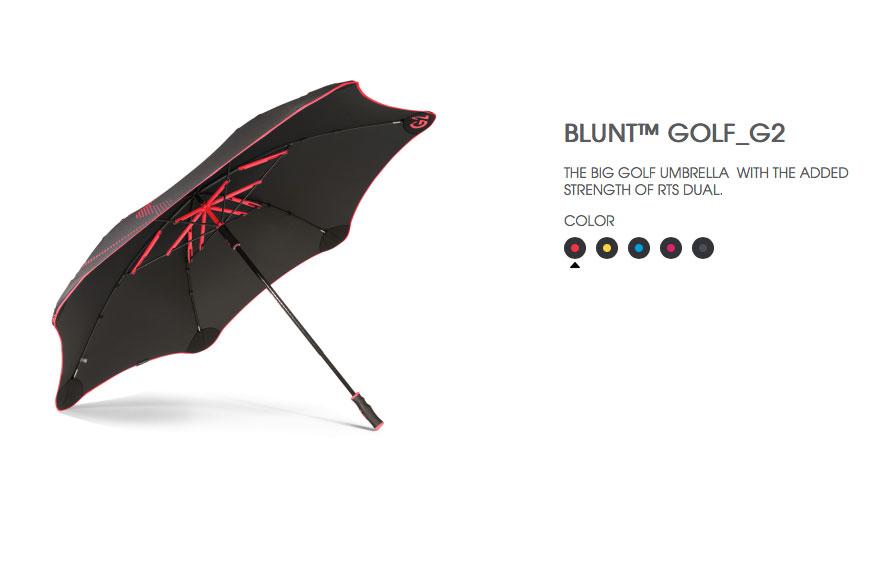 BLUNT GOLF G2 動感紅