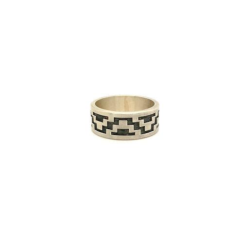 Design sterling ring
