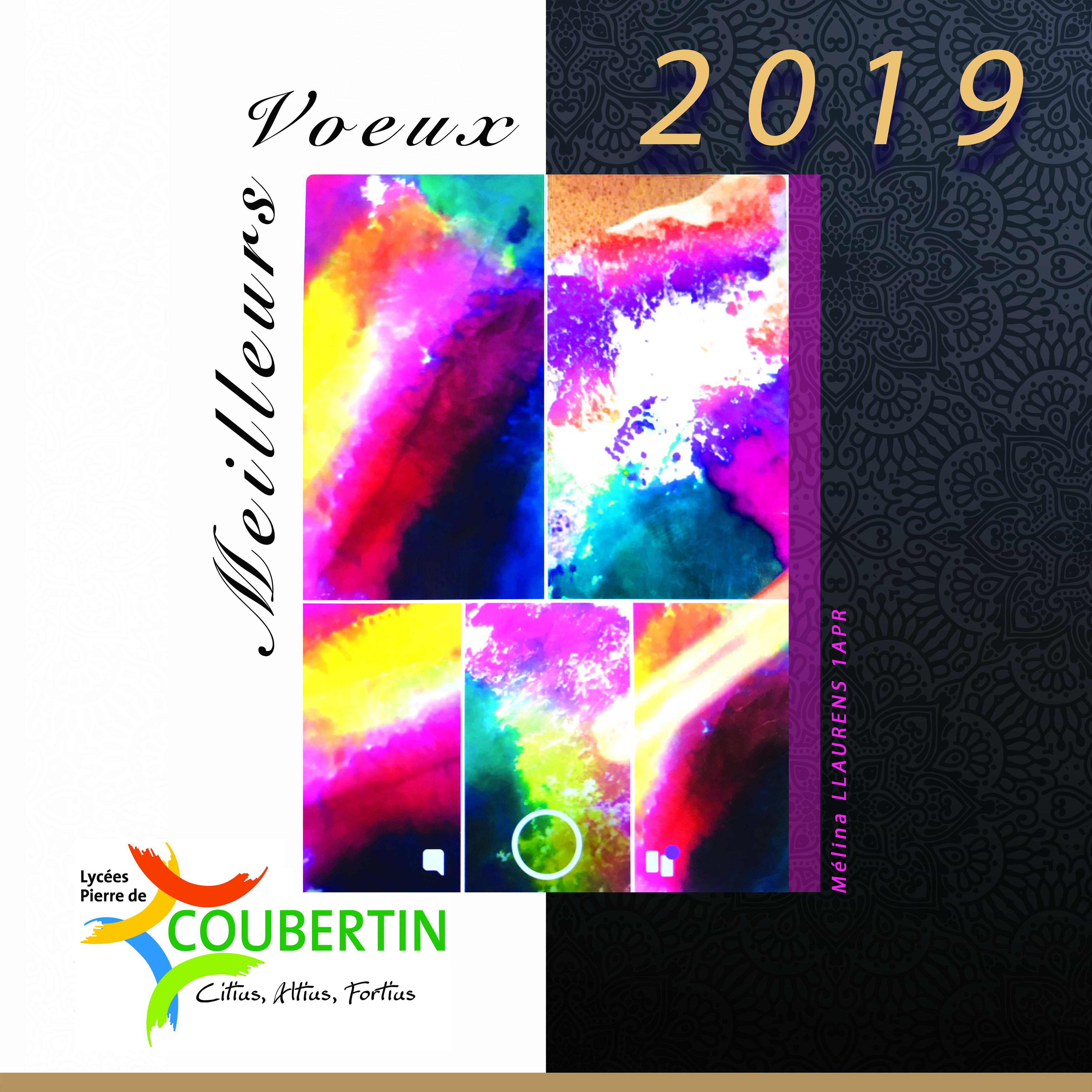 Voeux 2019_P Coubertin