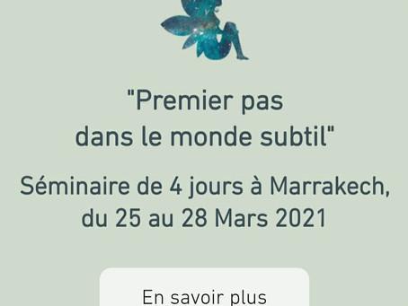 Séminaires 2021