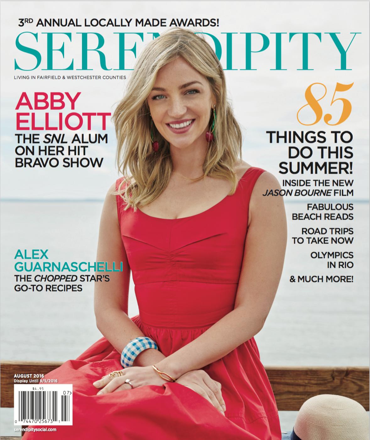 Serendipity Cover Abby Elliott