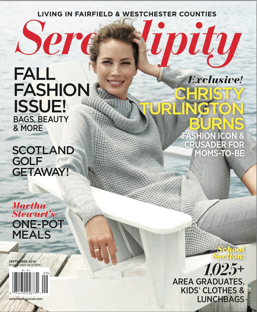 Christy Turlington Serendipity